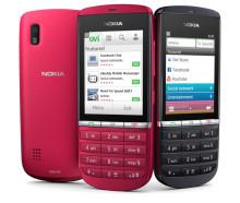 Nu finns prisvärda Nokia Asha 300 hos 3