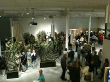 Marabouparkens nya konsthall invigd