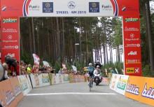 Lorvik vant NM Landevei Fellestart K SR, på Røyse.