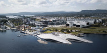Oslo erhält spektakuläres Aquarium im Schärendesign