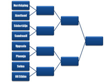 Här är kvartsfinalerna i Svenska Basketligan