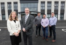 New office development with ultrafast broadband attracts start-ups to Lisburn