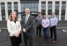 New office development with ultrafast broadband attracts start-ups to Lisburn