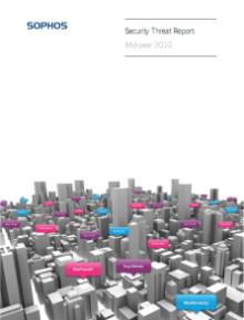 Sophos halvårsrapport om IT-säkerhetsläget i världen
