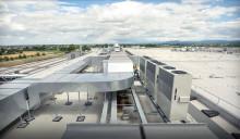 Allt större logistikanläggningar ställer nya krav på luftkonditioneringssystemen