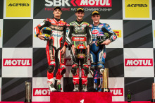 スーパーバイク世界選手権 SBK Rd.13 11月4日 カタール