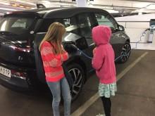 Blogg: En vecka med elbilen BMW i3 (del 2)