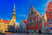 Flyg direkt till Riga från Göteborg Landvetter