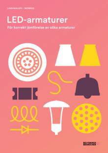 Uppdaterad checklista för en rättvis jämförelse av LED-armaturer
