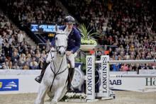 Första svenska hoppryttarna klara för Gothenburg Horse Show