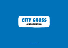 City Gross grafisk profil