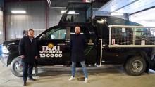 Taxi Stockholm ny samarbetspartner på Solvalla