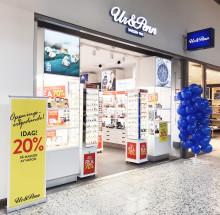 Ur&Penn öppnar butik i Valbo