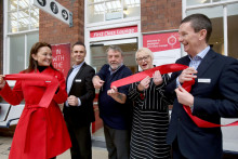 Darlington gets the crimson edge with new-look Virgin Trains First Class Lounge