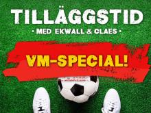 """SBM Försäkring sponsrar podden """"Tilläggstid"""" med Patrick Ekwall och Claes Andersson."""