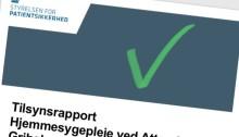 Stor ros til Attendo Helsinge for nyt flot gennemført tilsyn fra Styrelsen for Patientsikkerhed