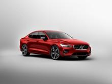 Ny S60 sportssedan – Volvo's første amerikansk producerede bil