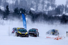 RallyX on Ice-finalen varvar upp med livesändning i SVT