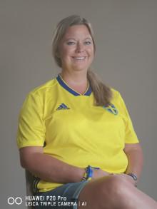 Huawei i samarbete med Camp Sweden: Susanne från Malmö ska dokumentera fotbolls-VM