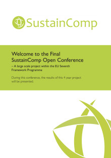 SustainComp Final Open Conference
