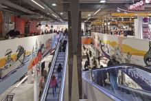 Trender inom köpcentrum-arkitekturen