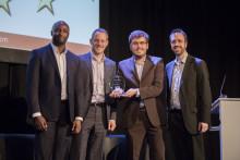 Virgin Trains shines at SmartRail Europe Innovation Awards 2016