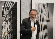 Vernissage Vertical im Haus der Kultur - Horst Hamann zeigt 50 neue Architekturfotografien