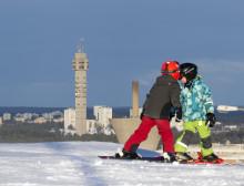 SkiStar Hammarbybacken: Fjällens mest centrala skidbuss