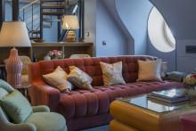 Grand Hôtel öppnar två nyrenoverade signatursviter
