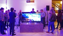 Sony presenta en Madrid sus novedades para 2017