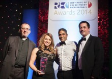 ID Medical wins 'Best Back-Office Support Team Award' at REC IRP Awards 2014