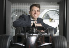 Northumbria in pole position following F1 appointment