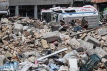 IRAK: Mosul saknar 70 procent av vårdkapacitet