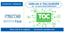 PEMA to host second live session at TOC Europe