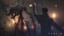 The Violent Side of Vampyr's Jonathan Reid Explored in Screenshots Detailing Combat