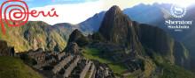Peruanskt gästspel på Sheraton Stockholm