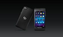 Nu finns Blackberry Z10 hos 3