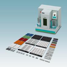 Effektiv laserprinter