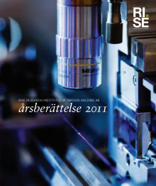 RISE Årsrapport med hållbarhetsredovisning 2011