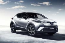 Toyota øker salget av hybrider i første kvartal 2017