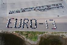 Hyundai sätter fotbolls-EM i rullning