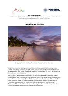 Happy End auf Mauritius