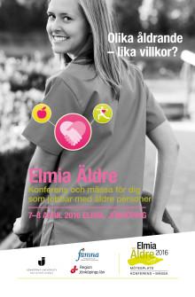 Elmia Äldre, Konferensprogram 2016