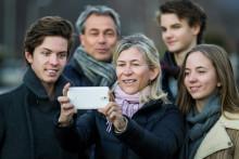 Mobilpuls: 820 millioner bilder - 24 millioner videoer i skyen