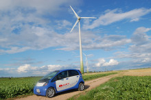 Mitsubishi in Deutschland erspart rund 180 Tonnen CO2 pro Jahr