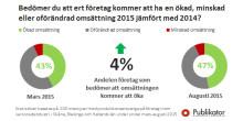 Verkstadsindustrin i Skåne tror på ökad omsättning 2015