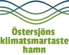 Ny klimatlogga för Östersjöns klimatsmartaste hamn