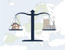 Balans mellan arbete och familj – både politik och privatsak