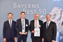 Bayerns Best 50: FIS gehört zu den Gewinnern im Mittelstand