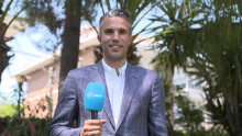 Flying Dutchman Robin Van Persie lands at BT Sport